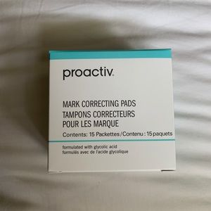 Proactiv Mark Correcting Pads. New in box. 15ct.